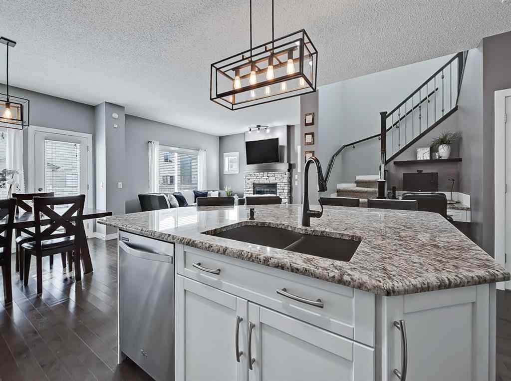 MLS® #A1057366 - 1043 Kings Heights Road SE in Kings Heights Airdrie, Residential Open Houses