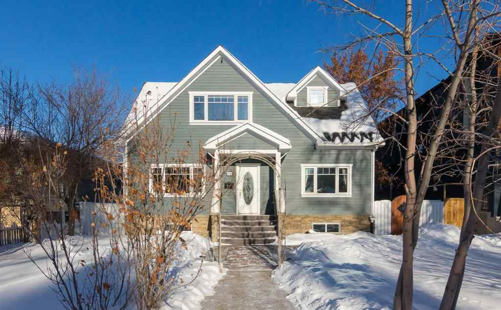 MLS® #A1057566 - 230 24 Avenue NE in Tuxedo Park Calgary, Residential Open Houses