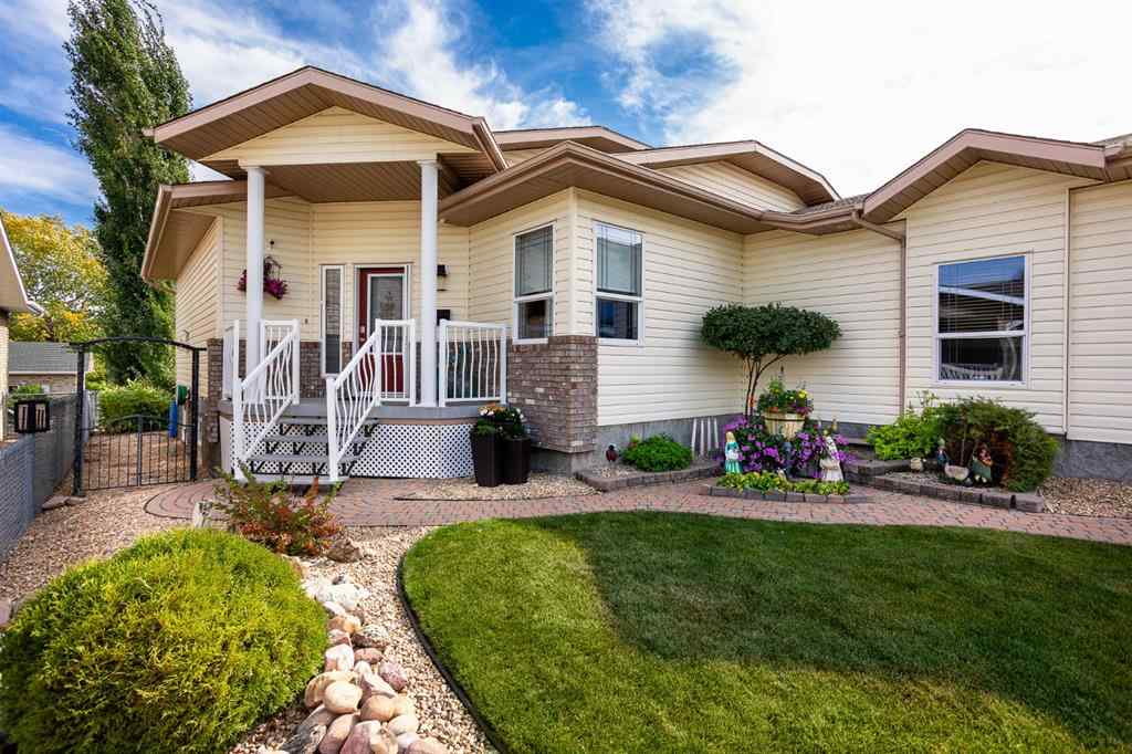 MLS® #A1057681 - 5317 60 Street  in Victoria Park Camrose, Residential Open Houses