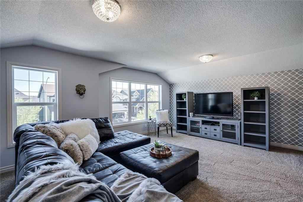 MLS® #A1057688 - 207 Cooperstown  Lane SW in Coopers Crossing Airdrie, Residential Open Houses