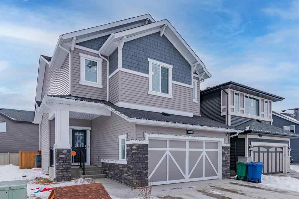 MLS® #A1057823 - 560 Kingsmeere Way SE in Kings Heights Airdrie, Residential Open Houses