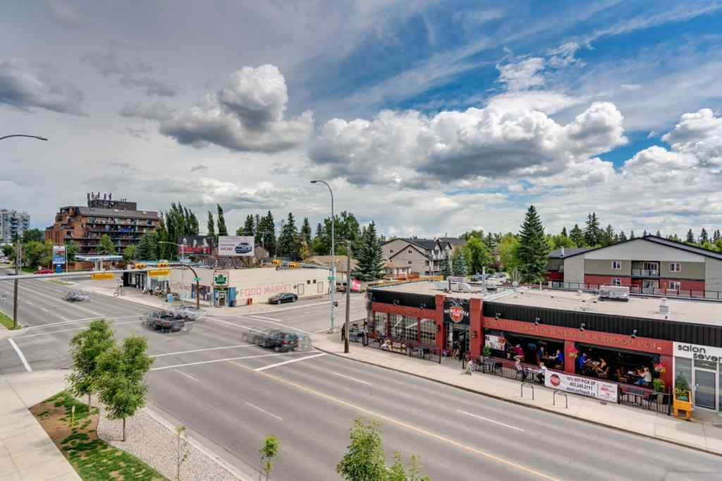 MLS® # A1057902 - Unit #303 2702 17 Avenue SW in Shaganappi Calgary, Residential Open Houses