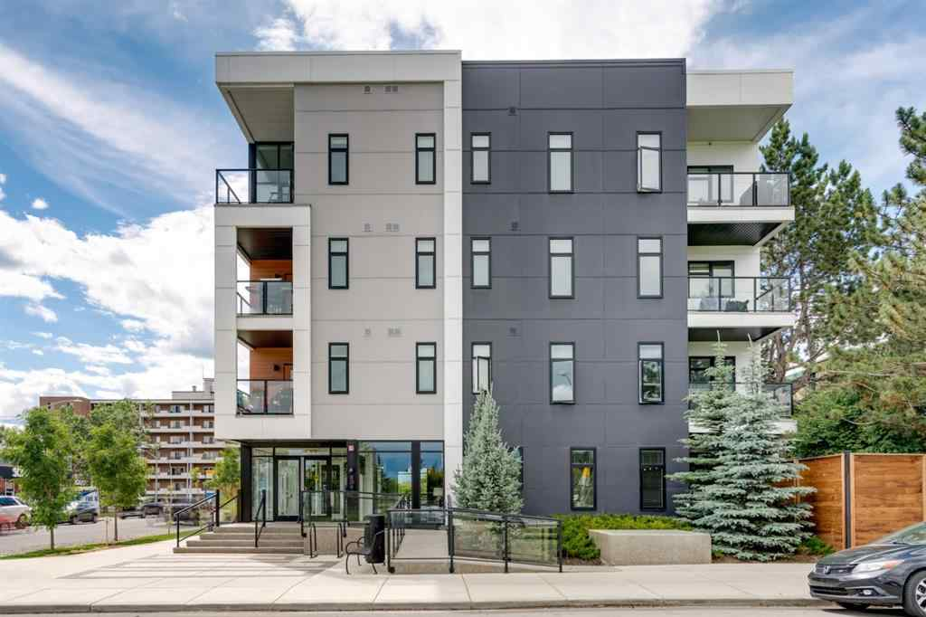 MLS® #A1057902 - Unit #303 2702 17 Avenue SW in Shaganappi Calgary, Residential Open Houses