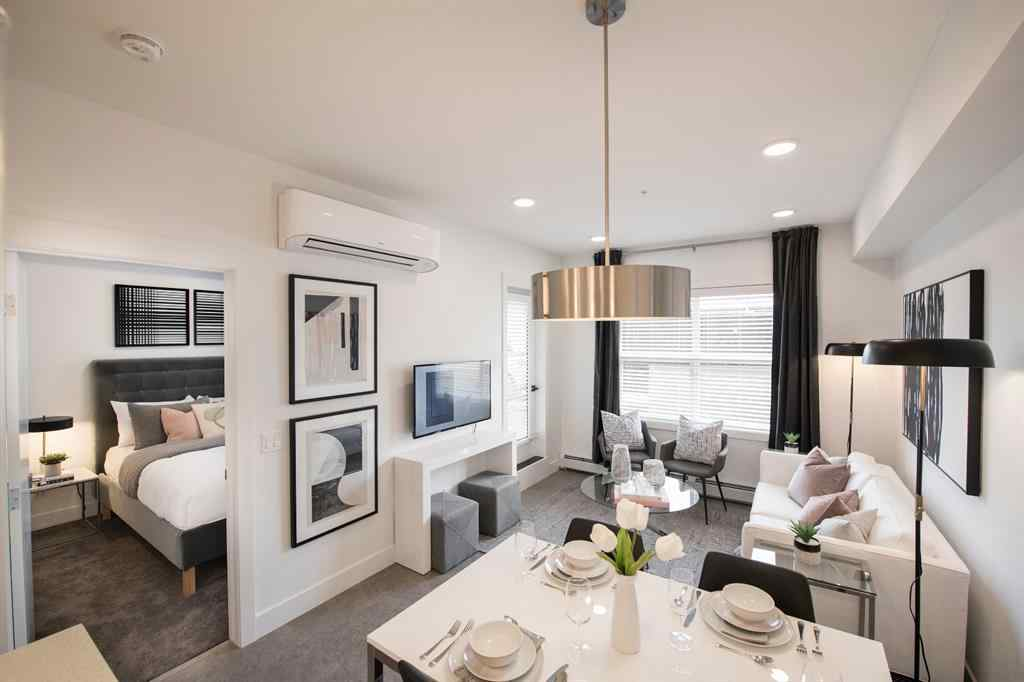 MLS® # A1058029 - Unit #108 19661 40 Street SE in Seton Calgary, Residential Open Houses