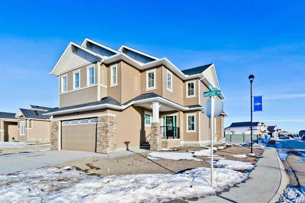 MLS® #A1058156 - 1158 Bayside Drive SW in Bayside Airdrie, Residential Open Houses
