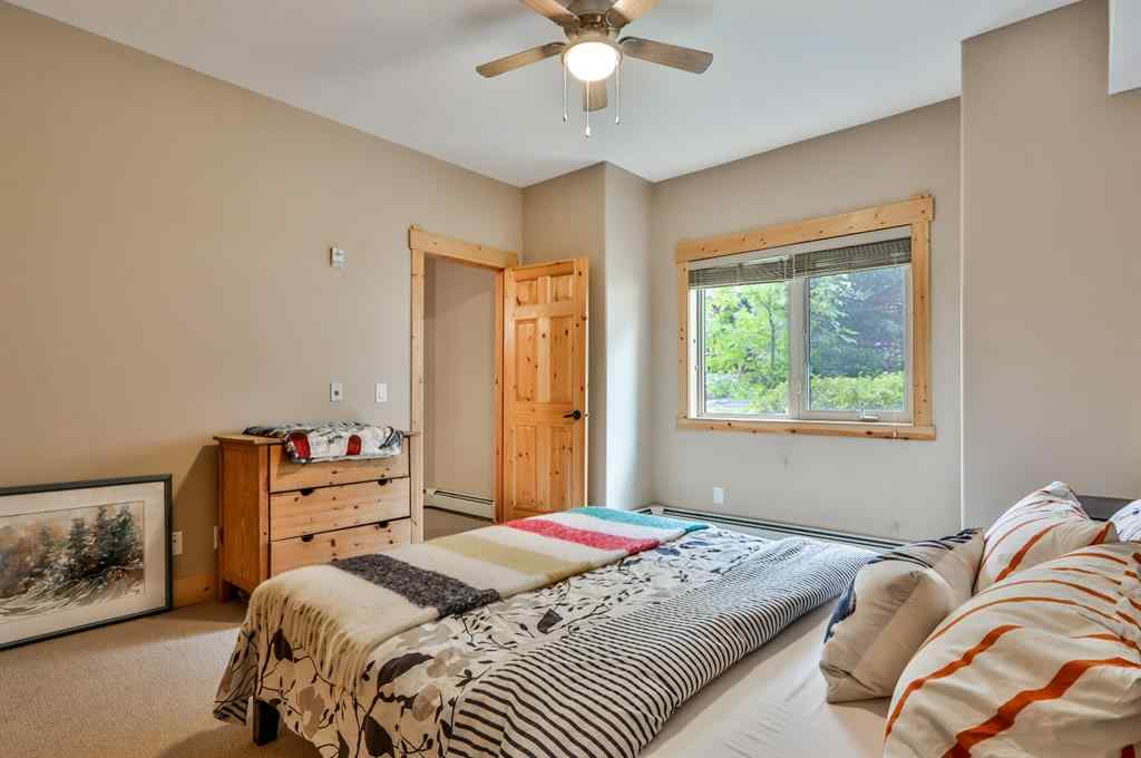 MLS® # A1058249 - Unit #118 175 Crossbow  Place  in Three Sisters Canmore, Residential Open Houses