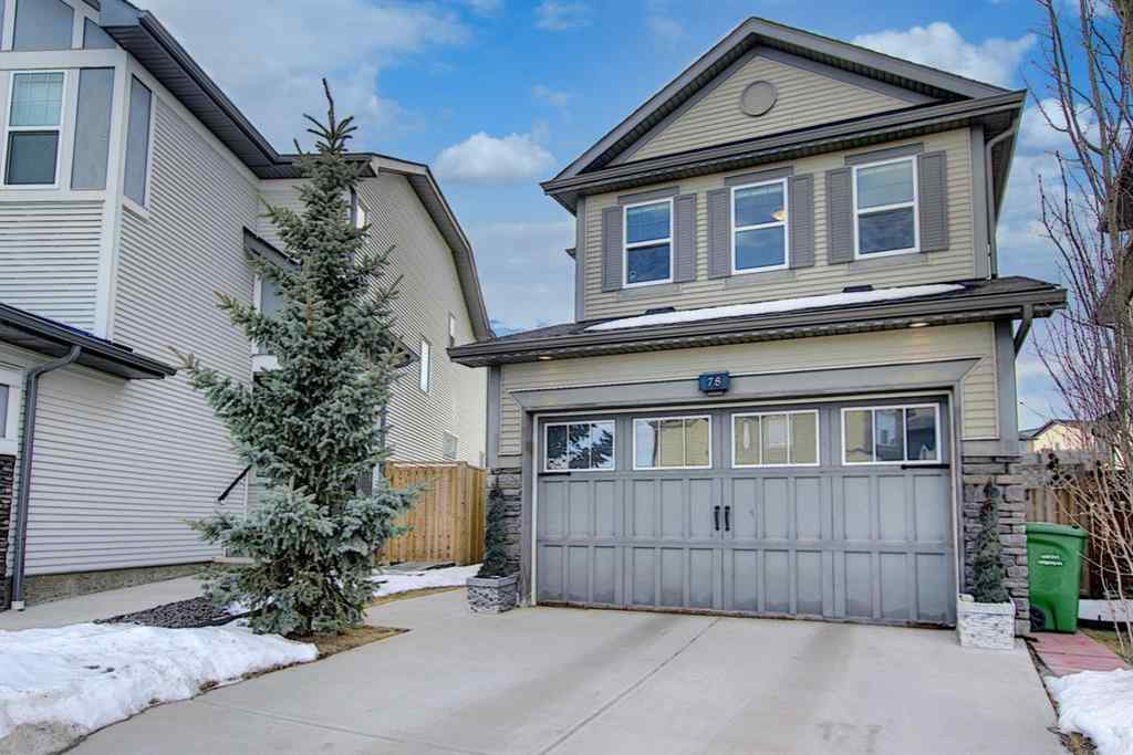 MLS® # A1058591 - 78 SAGE BANK Grove NW in Sage Hill Calgary, Residential Open Houses