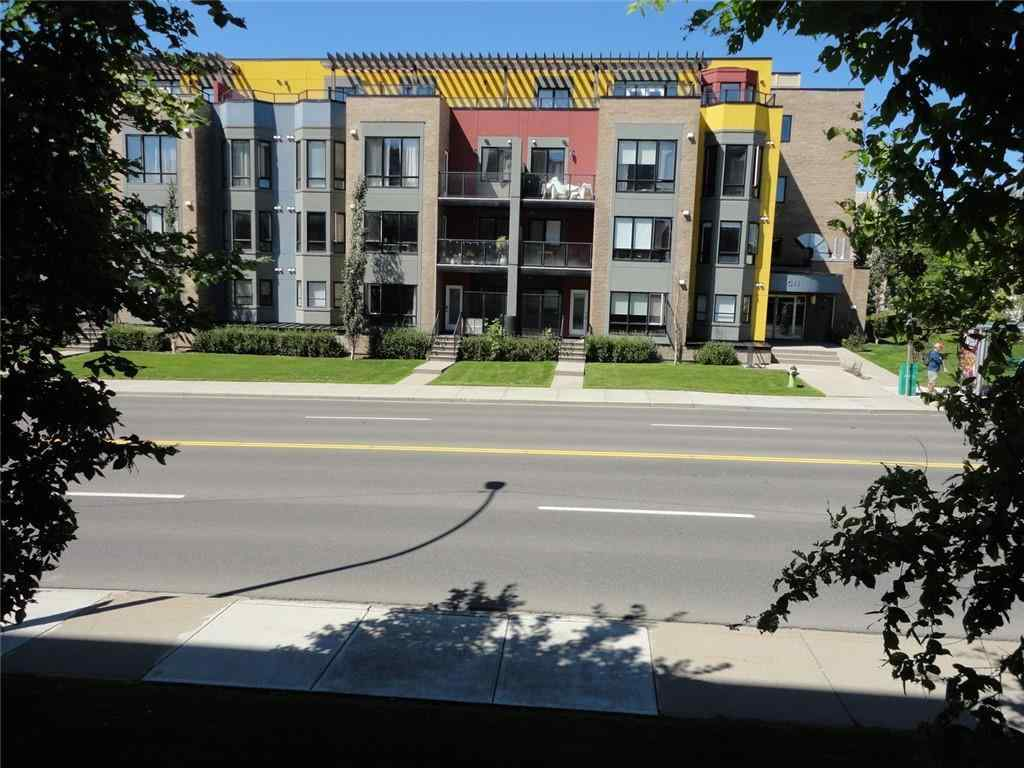 MLS® # A1058708 - Unit #104 707 4 Street NE in Renfrew Calgary, Residential Open Houses