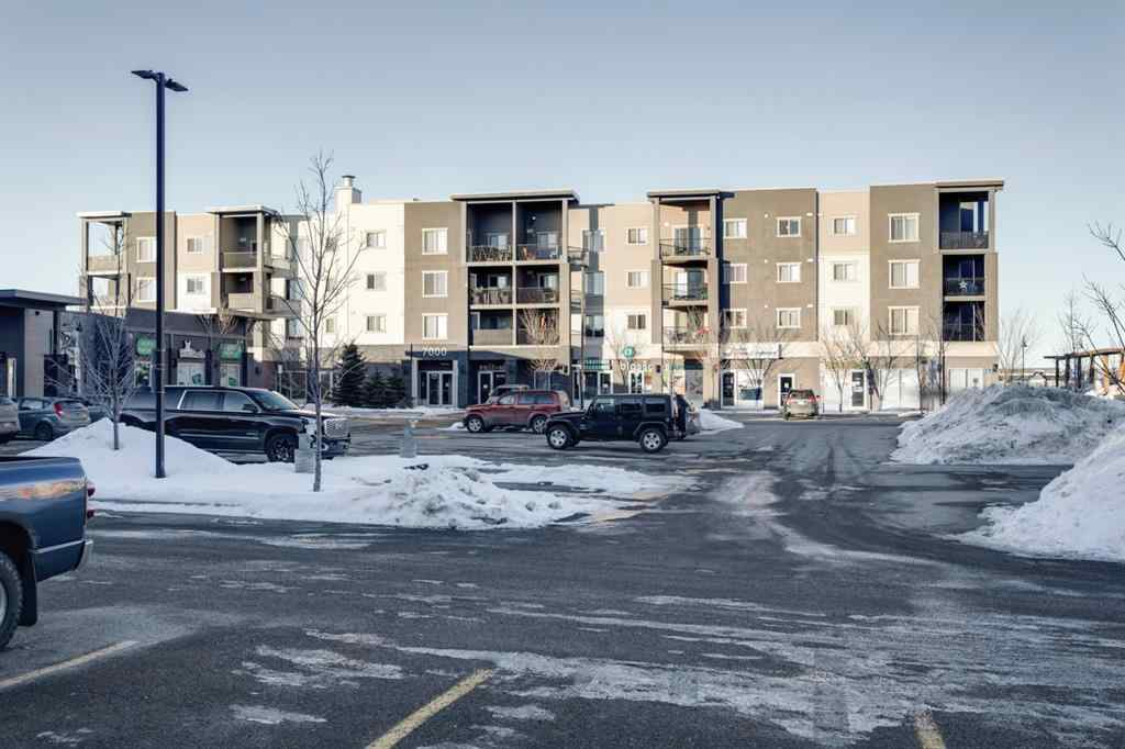 MLS® #A1058808 - Unit #4218 403 Mackenzie Way SW in Downtown Airdrie, Residential Open Houses
