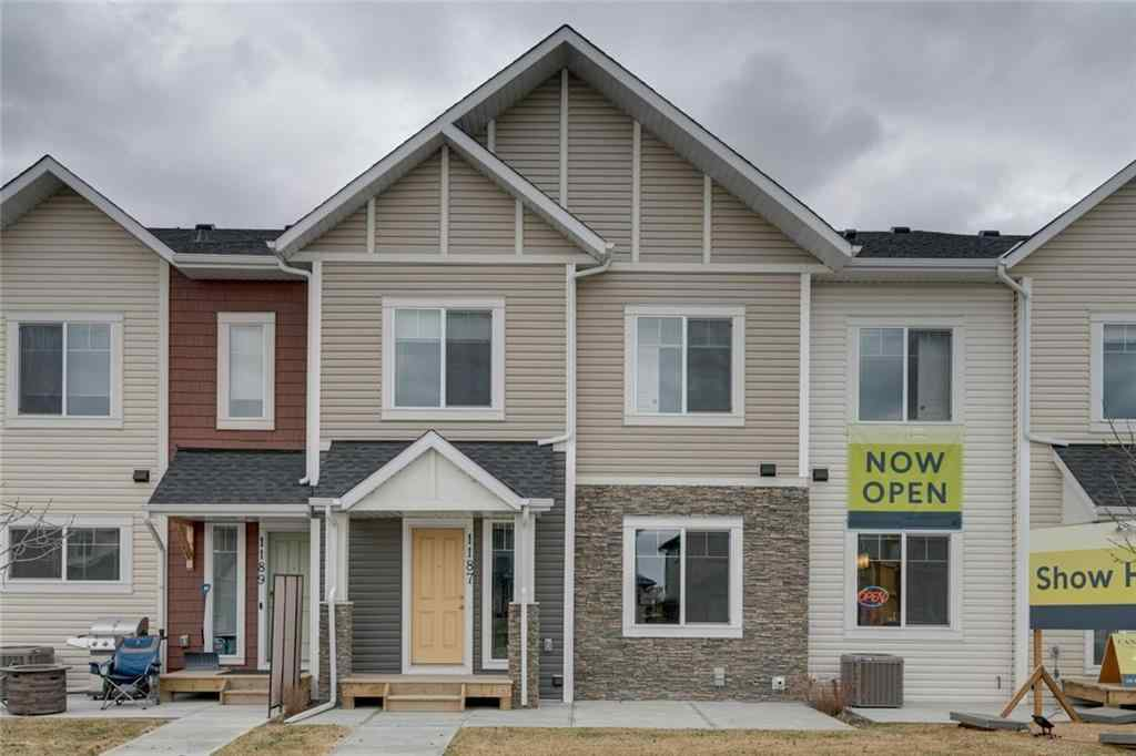 MLS® #A1058815 - 1155 Channelside Drive SW in Canals Airdrie, Residential Open Houses