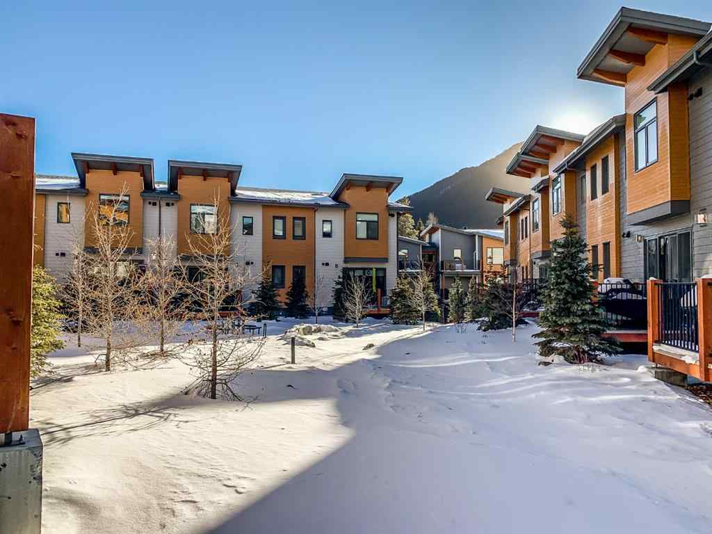 MLS® # A1058996 - Unit #102F 1101 Three Sisters Parkway  in Three Sisters Canmore, Residential Open Houses