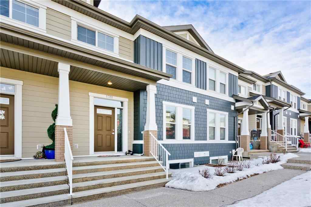 MLS® # A1059016 - 1311 Evanston Square NW in Evanston Calgary, Residential Open Houses