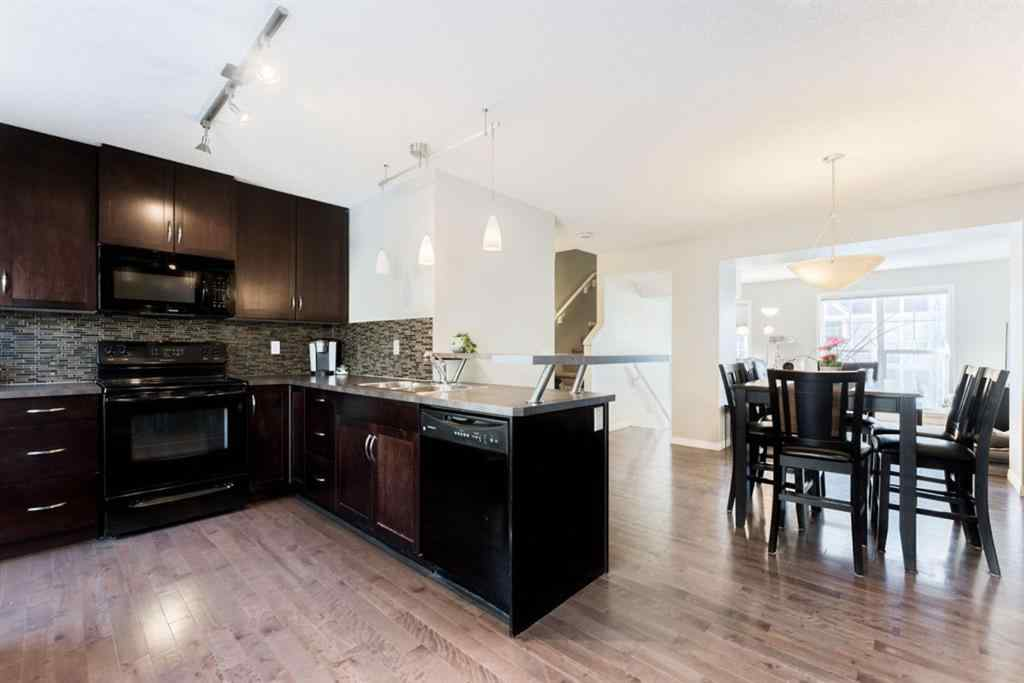 MLS® # A1059037 - 205 New Brighton Villas SE in New Brighton Calgary, Residential Open Houses