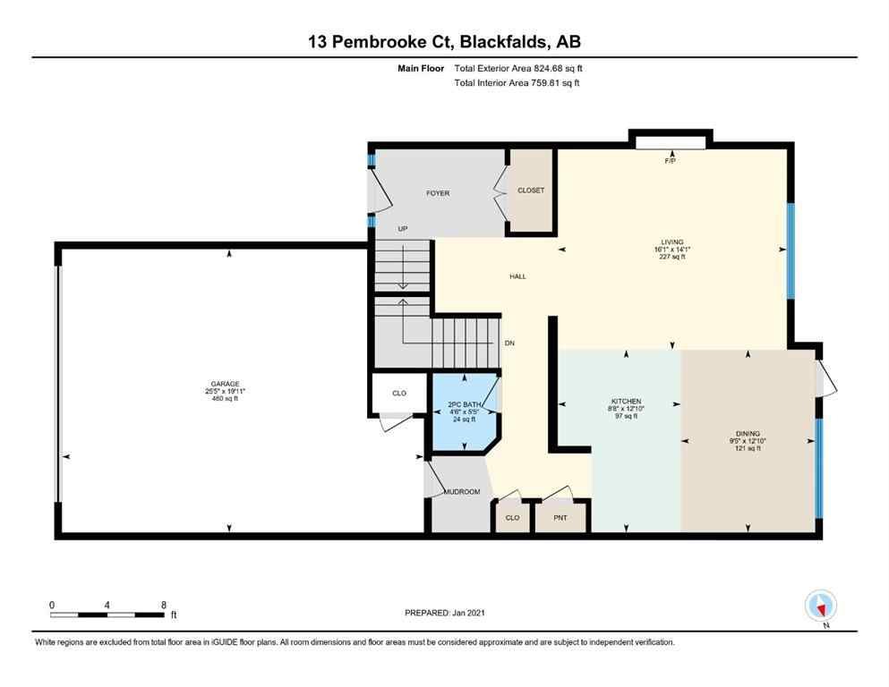 MLS® #A1059086 - 13 Pembrooke Court  in Pinnacle Blackfalds, Residential Open Houses