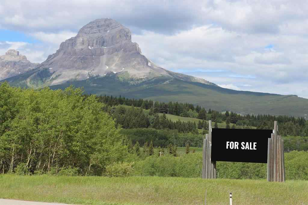 MLS® #A1059109 - 2602 21 Avenue  in NONE Crowsnest Pass, Land Open Houses