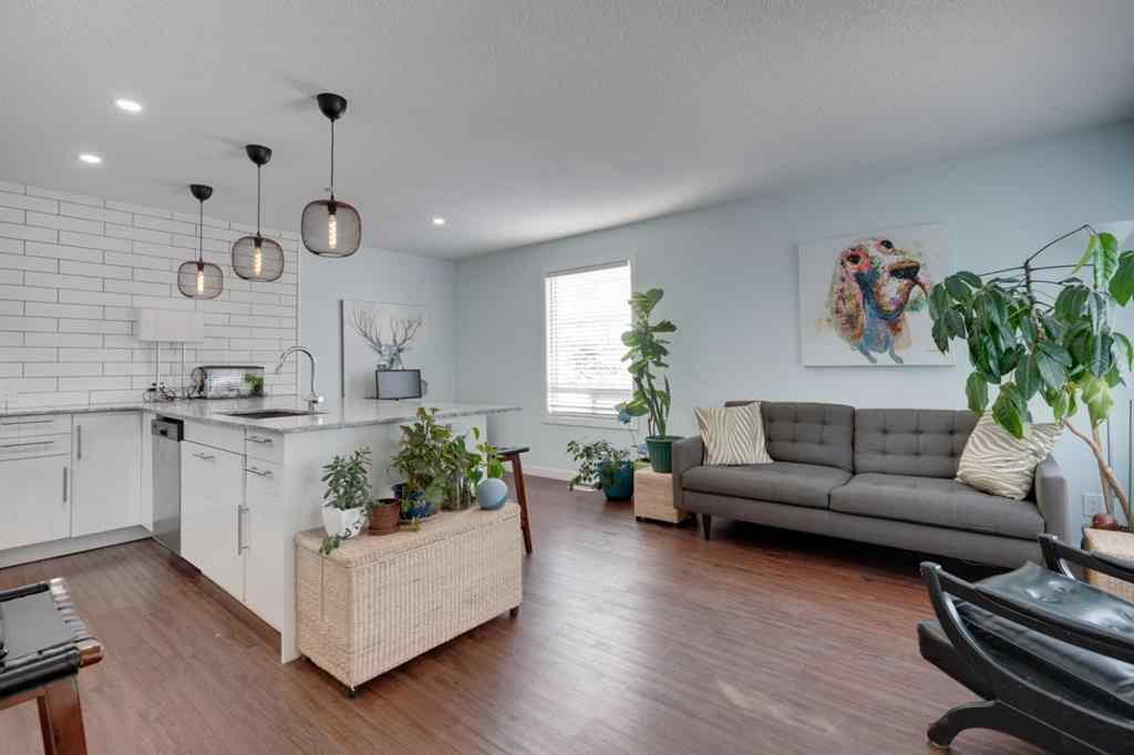 MLS® #A1059126 - Unit #1 8544 48 Avenue NW in Bowness Calgary, Residential Open Houses