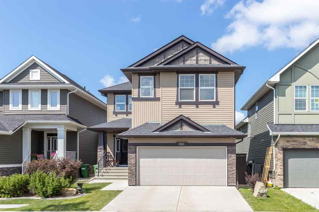 MLS® #A1059354 - 1321 Ravenswood Drive SE in Ravenswood Airdrie, Residential Open Houses