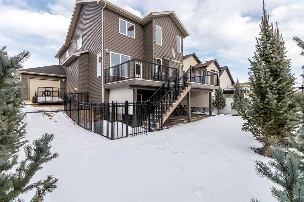 MLS® # A1059419 - 72 Cyprus Road  in Cottonwood Estates Blackfalds, Residential Open Houses