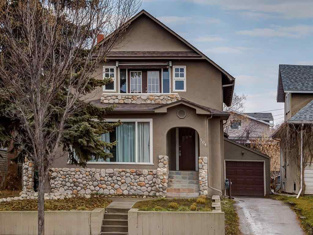 MLS® #A1059471 - 504 Memorial Drive NW in Sunnyside Calgary, Residential Open Houses