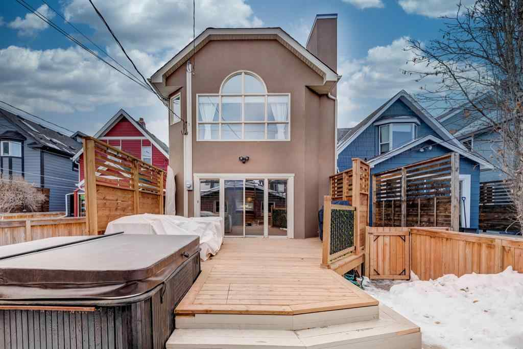 MLS® # A1059632 - 2130 Broadview Road NW in West Hillhurst Calgary, Residential Open Houses