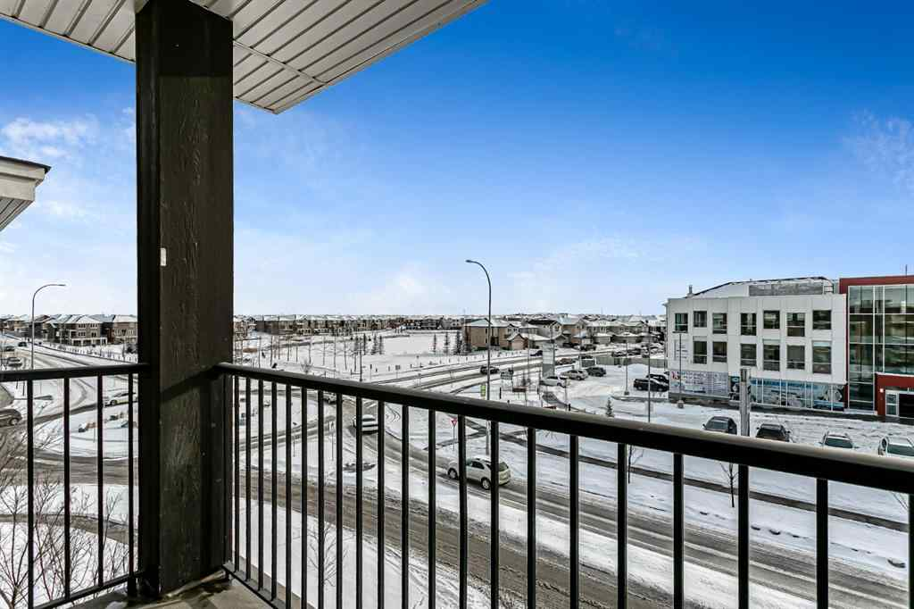 MLS® #A1059670 - Unit #411 7210 80 Avenue NE in Saddle Ridge Calgary, Residential Open Houses