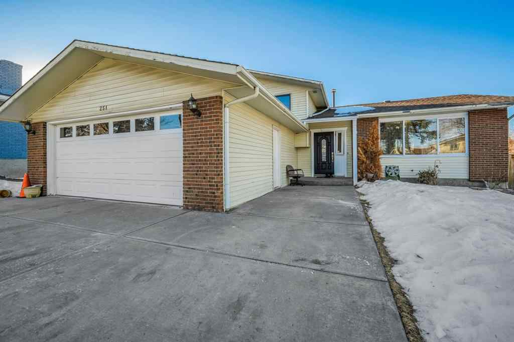 MLS® #A1059754 - 251 Temple Close NE in Temple Calgary, Residential Open Houses