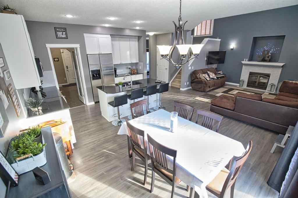 MLS® #A1059862 - 1413 Kings Heights Boulevard SE in Kings Heights Airdrie, Residential Open Houses