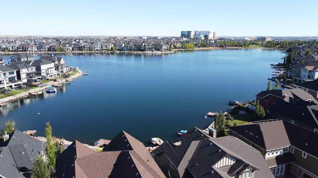 MLS® #A1059895 - 5 Auburn Sound Green SE in Auburn Bay Calgary, Residential Open Houses