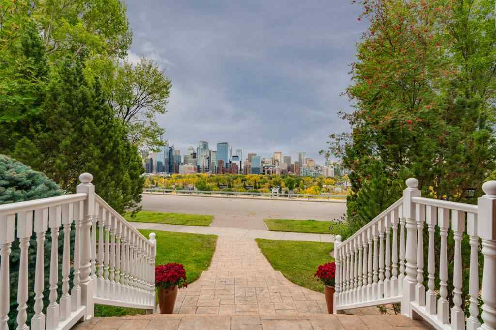 MLS® # A1059962 - 524 Crescent Road NW in Rosedale Calgary, Residential Open Houses