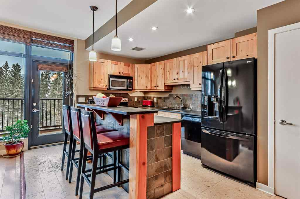 MLS® # A1059999 - Unit #202 113 Cave Avenue  in NONE Banff, Residential Open Houses
