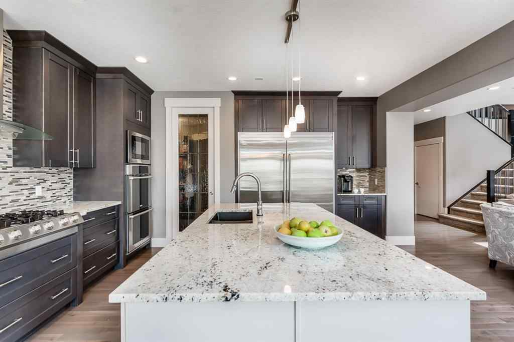 MLS® #A1060046 - 645 Coopers Crescent SW in Coopers Crossing Airdrie, Residential Open Houses