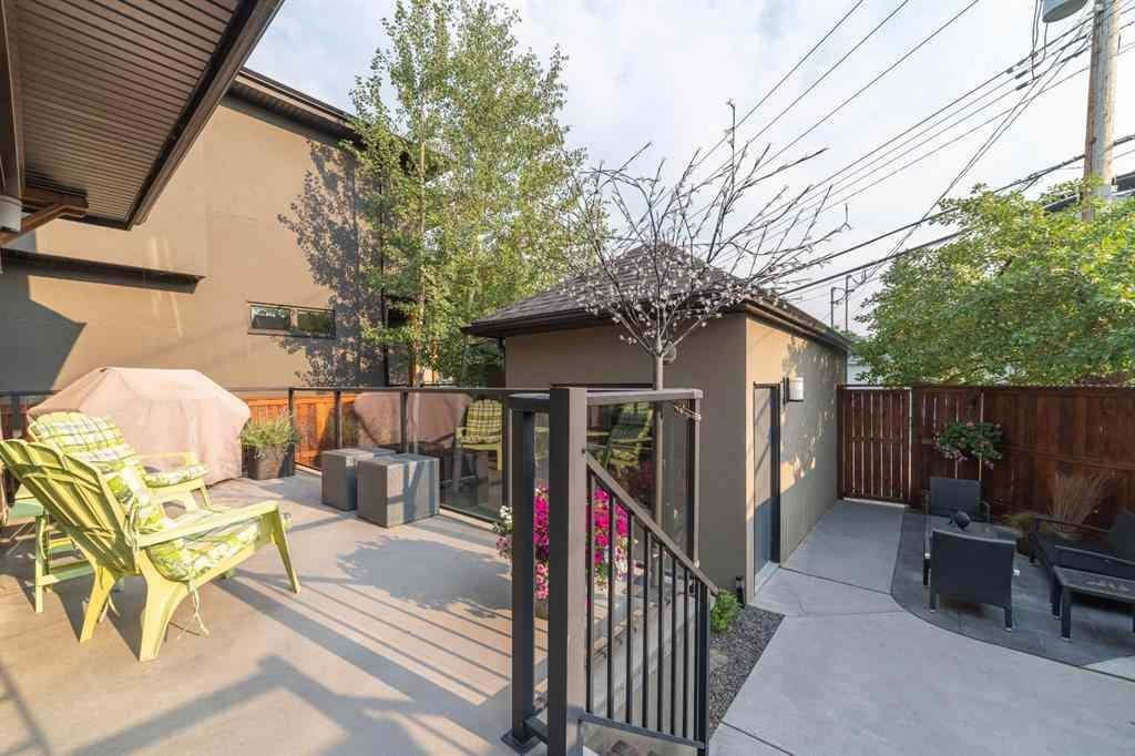 MLS® # A1060233 - 2707 1 Avenue NW in West Hillhurst Calgary, Residential Open Houses