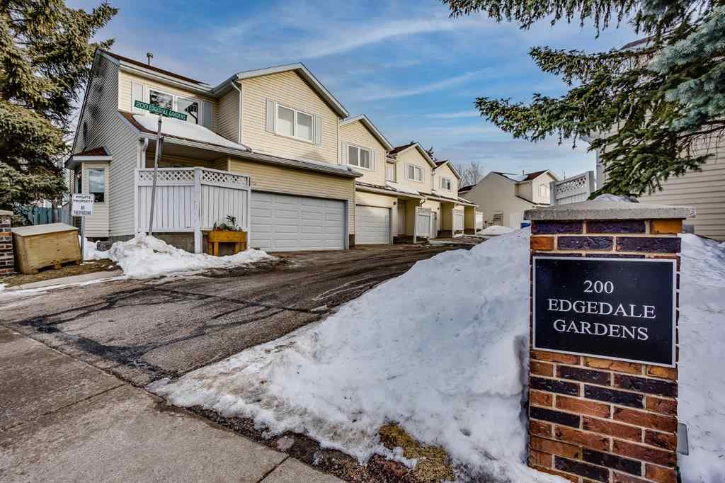 MLS® # A1060281 - 237 Edgedale Gardens NW in Edgemont Calgary, Residential Open Houses