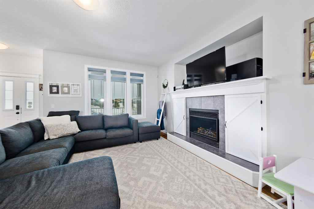 MLS® #A1060315 - 429 Ravensmoor Common SE in Ravenswood Airdrie, Residential Open Houses