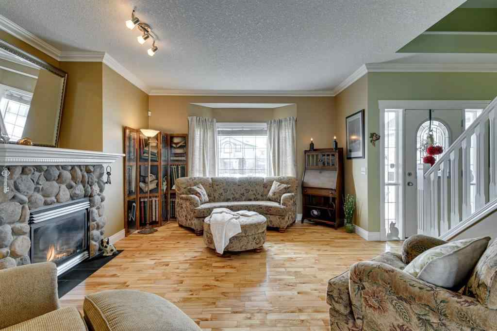 MLS® # A1060345 - 254 Canoe Square SW in Canals Airdrie, Residential Open Houses