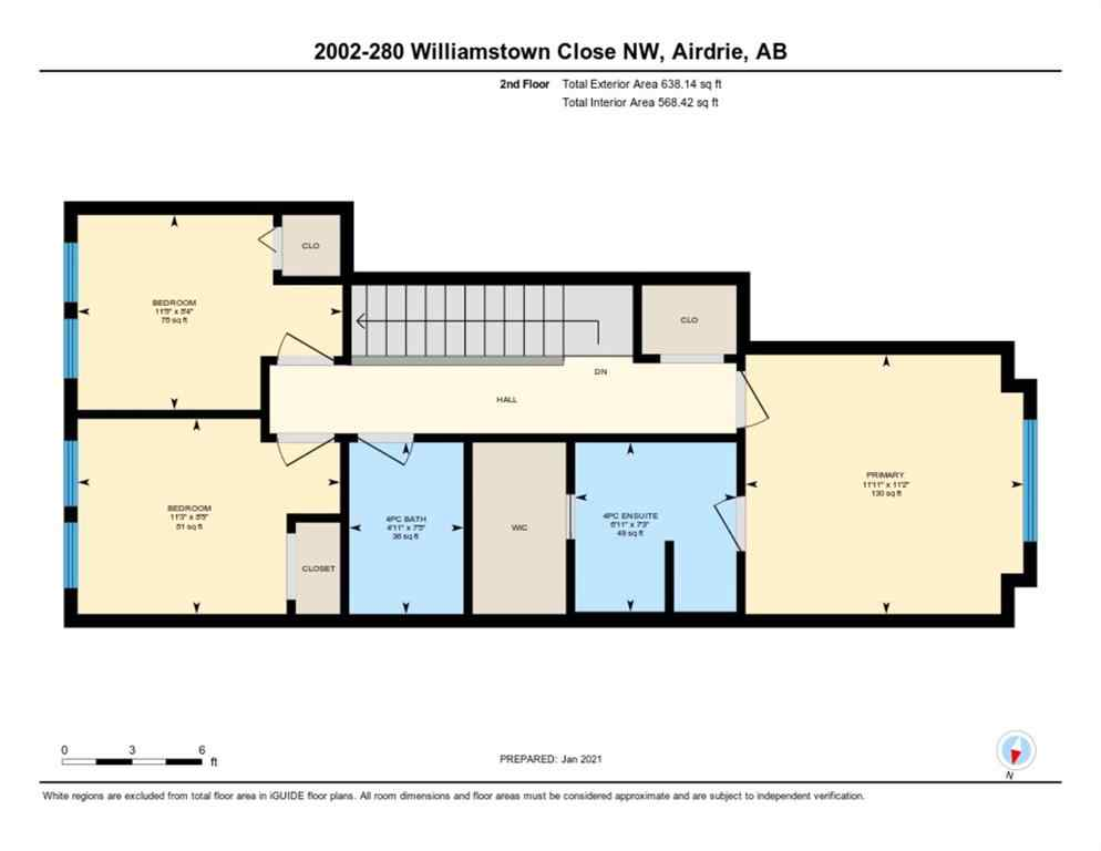 MLS® #A1061153 - Unit #2002 280 Williamstown Close NW in Williamstown Airdrie, Residential Open Houses
