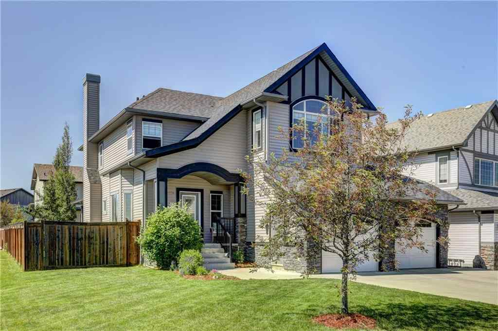 MLS® #A1061236 - 1445 Kings Heights Boulevard SE in Kings Heights Airdrie, Residential Open Houses