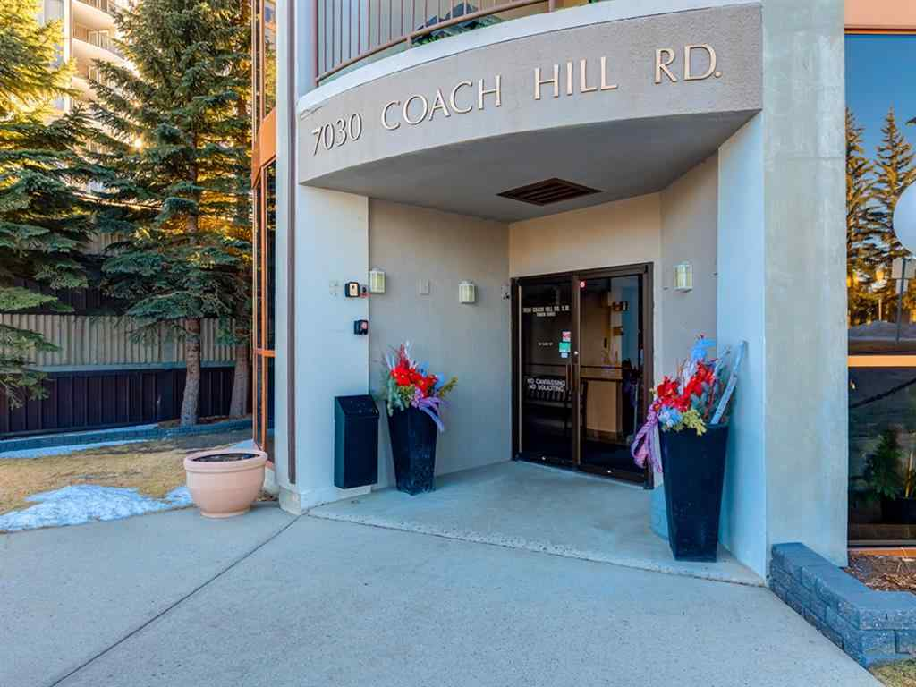 MLS® #A1061280 - Unit #311 7030 Coach Hill Road SW in Coach Hill Calgary, Residential Open Houses