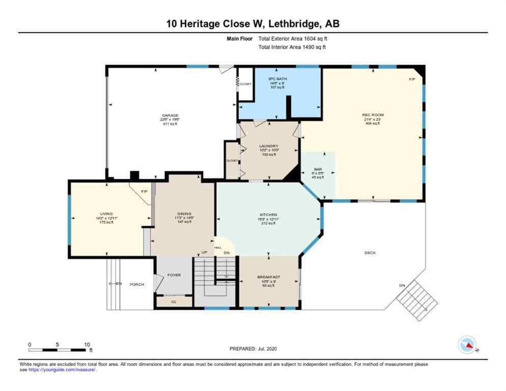 MLS® #A1061296 - 10 Heritage Close W in Heritage Heights Lethbridge, Residential Open Houses