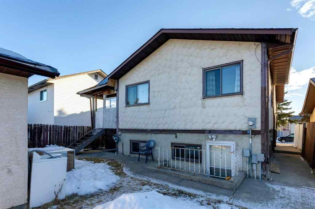 MLS® # A1061522 - 6312 Falton Road NE in Falconridge Calgary, Residential Open Houses