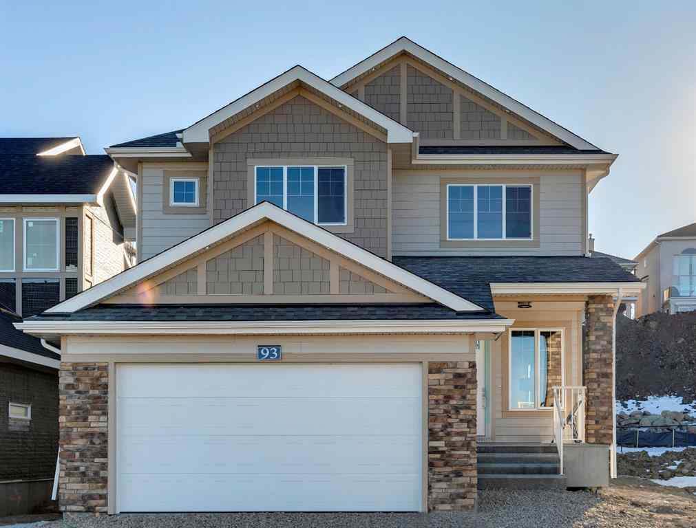 MLS® #A1061940 - 93 Hampstead Mews NW in Hamptons Calgary, Residential Open Houses