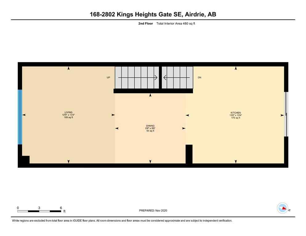 MLS® # A1062049 - Unit #168 2802 Kings Heights Gate SE in Kings Heights Airdrie, Residential Open Houses