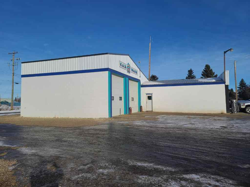 MLS® # A1062084 - 4516 50 Street  in Bashaw Bashaw, Commercial Open Houses