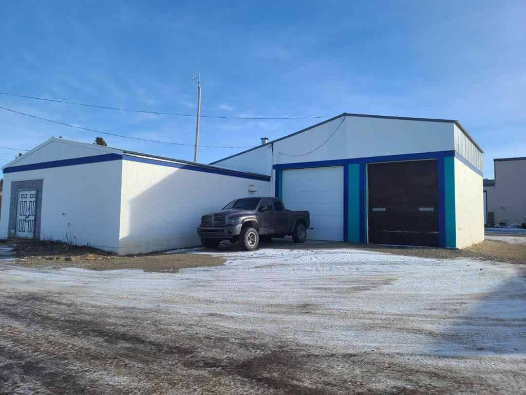 MLS® #A1062084 - 4516 50 Street  in Bashaw Bashaw, Commercial Open Houses
