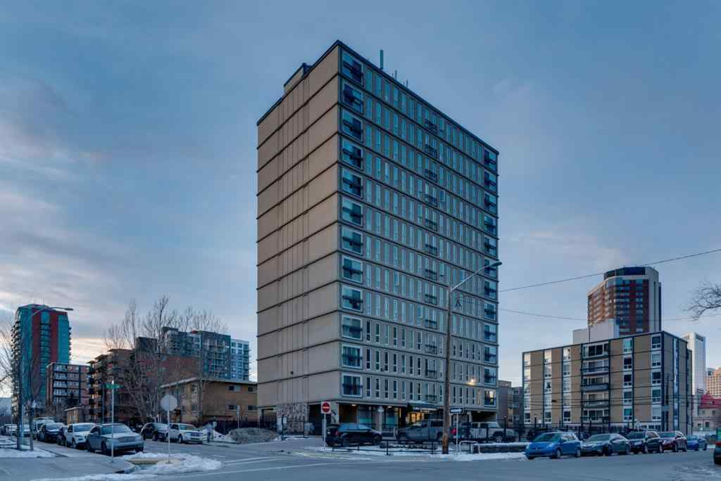 MLS® # A1062273 - Unit #901 706 15 Avenue SW in Beltline Calgary, Residential Open Houses