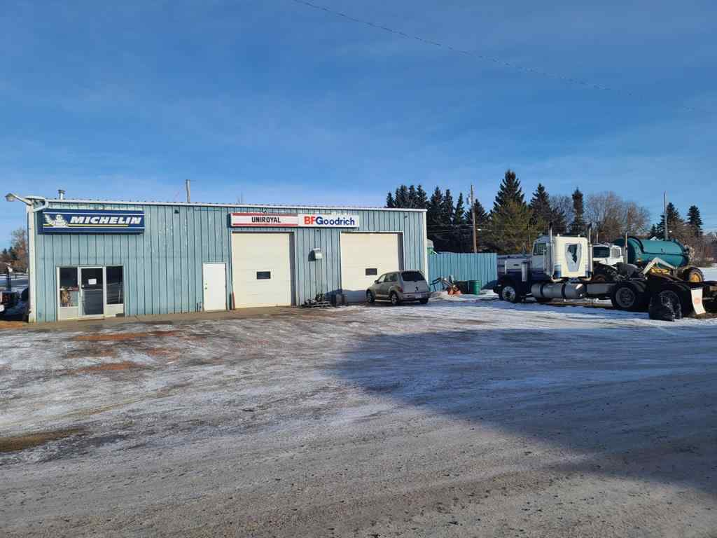 MLS® #A1062281 - 5031  46 Avenue  in Bashaw Bashaw, Commercial Open Houses