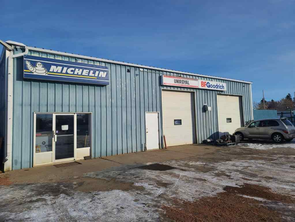 MLS® # A1062281 - 5031  46 Avenue  in Bashaw Bashaw, Commercial Open Houses