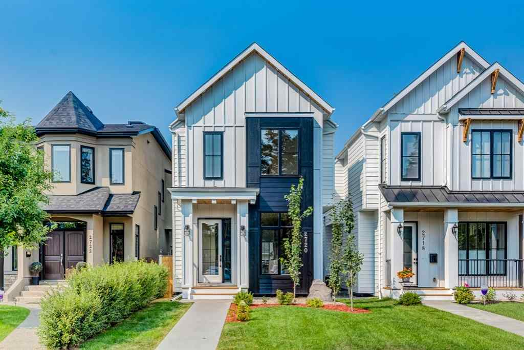 MLS® #A1063956 - 2720 4  Avenue NW in West Hillhurst Calgary, Residential Open Houses