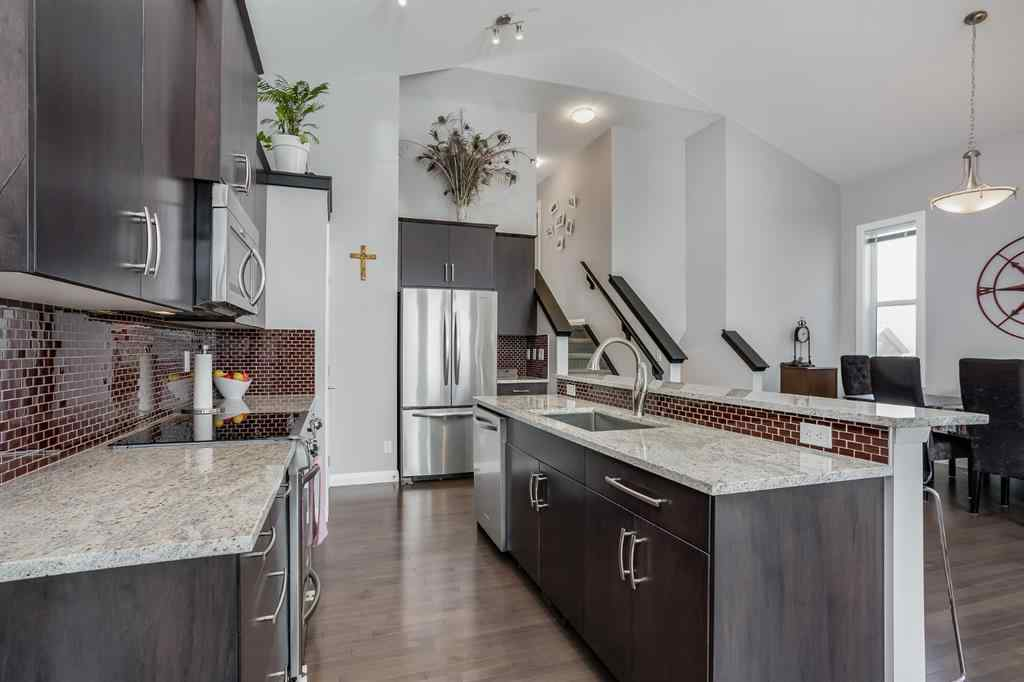 MLS® # A1064002 - 103 Ravenswynd  Rise SE in Ravenswood Airdrie, Residential Open Houses