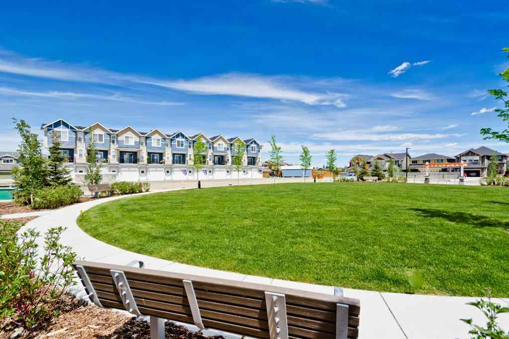 MLS® #A1064273 - Unit #304 115 Sagewood Drive  in Canals Airdrie, Residential Open Houses